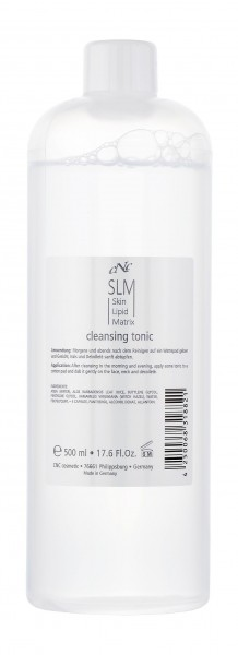 skin2derm® Cleansing Tonic, 500 ml