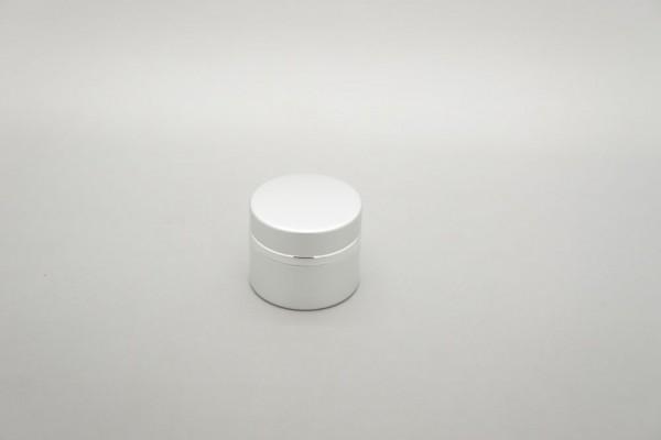Kosmetik-Tiegel, Aluminium, 7 ml