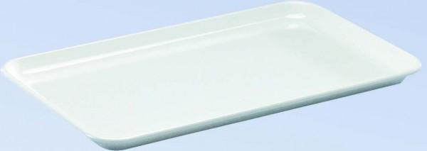 Ablagetablett, aus Melamin, 19 x 30 x 1,7 cm
