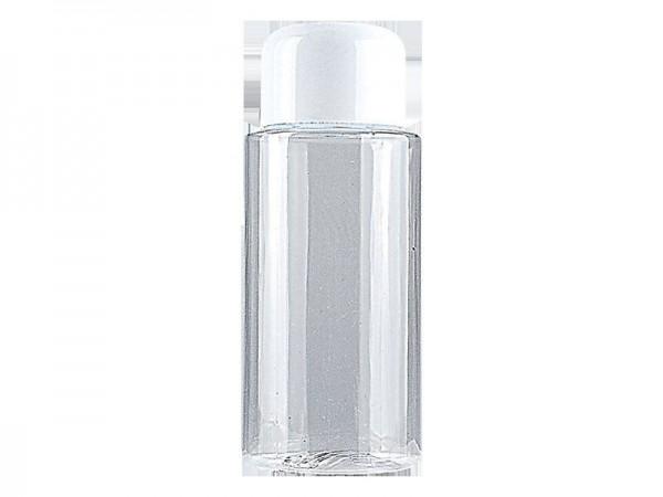 Kosmetik-Flasche, Kunststoff klar, 55 ml 10er Pack
