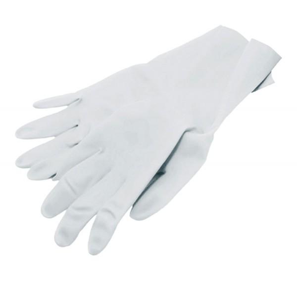 Handschuhe Vinyl, weiß, puderfrei, Größe M, 100 Stk.