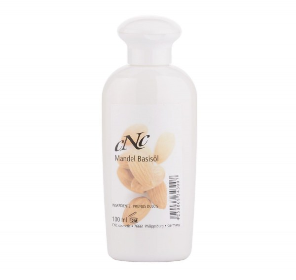 Gesichtsmassage, Mandel Basisöl, 100 ml