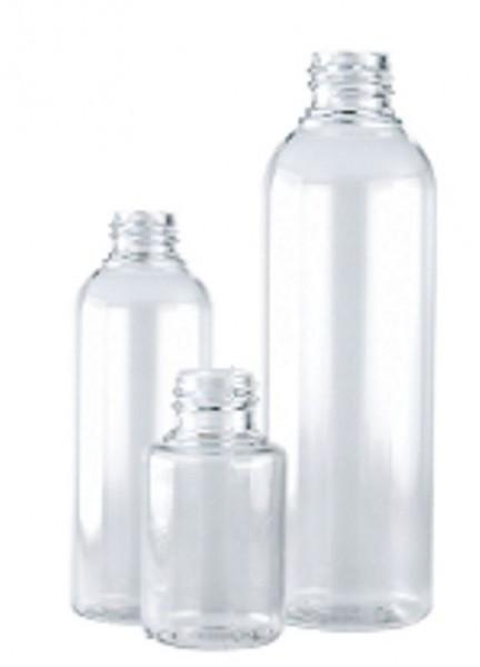 Kosmetik-Flasche, Kunststoff klar, 50 ml