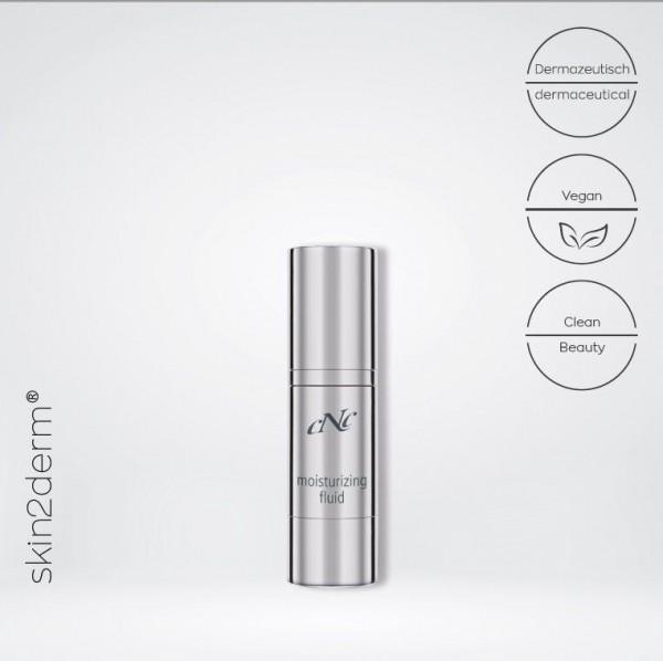 skin2derm® moisturizing fluid, 30 ml