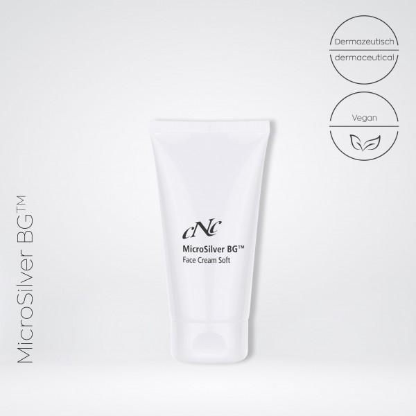 MicroSilver BG™ Face Cream Soft, 50 ml