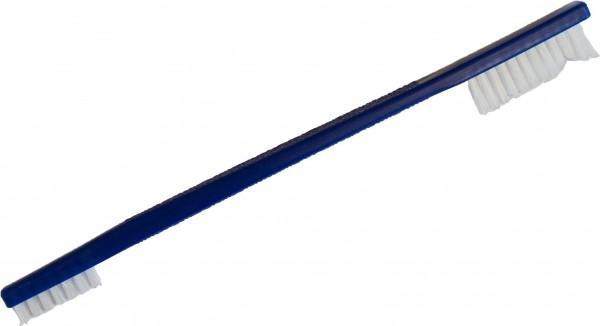 Instrumentenreinigungsbürste mit Nylonborsten, 2-seitig, Länge: 18 cm