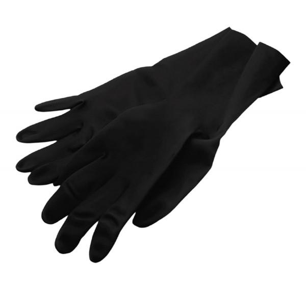 Handschuhe Nitril schwarz, puderfrei, Größe L, 100 Stk.