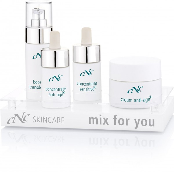 CNC Skincare Display
