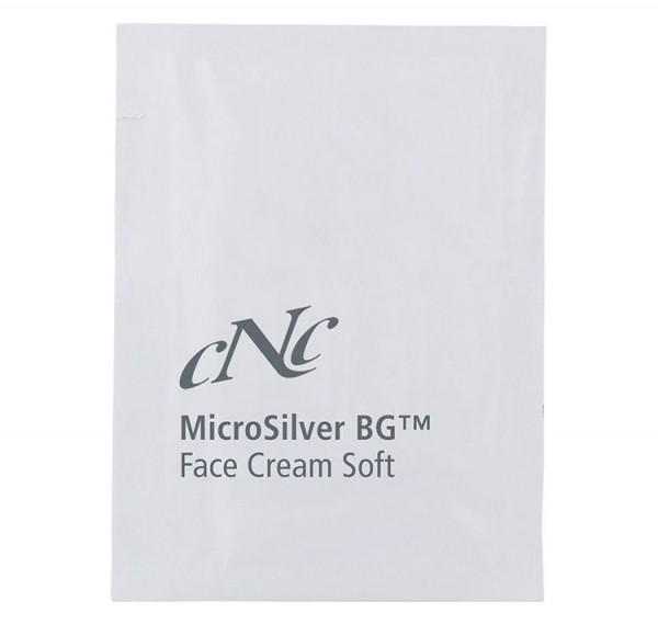 MicroSilver BG™ Face Cream Soft, 2 ml, Probe