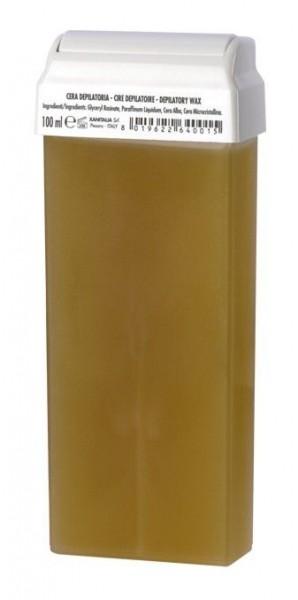 Wachspatrone, Standard, 100 ml, großer Rollaufsatz