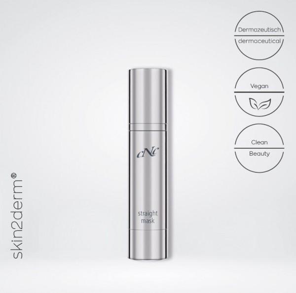 skin2derm® straight mask, 50 ml