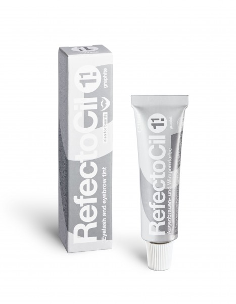 RefectoCil Wimpernfarbe #1.1 graphit, 15 ml