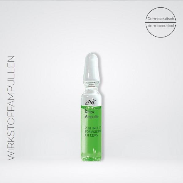Detox Ampulle, 10 x 2 ml