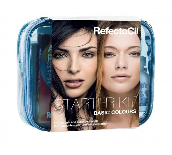 RefectoCil Starter Kit - Basic Colours