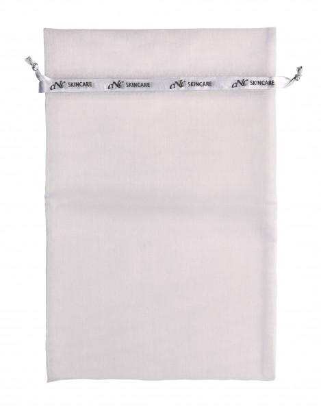 Organzabeutel, weiß, 20x30 cm, leer