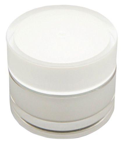 Kosmetik-Tiegel, Kunststoff, perlmutt, 5 ml